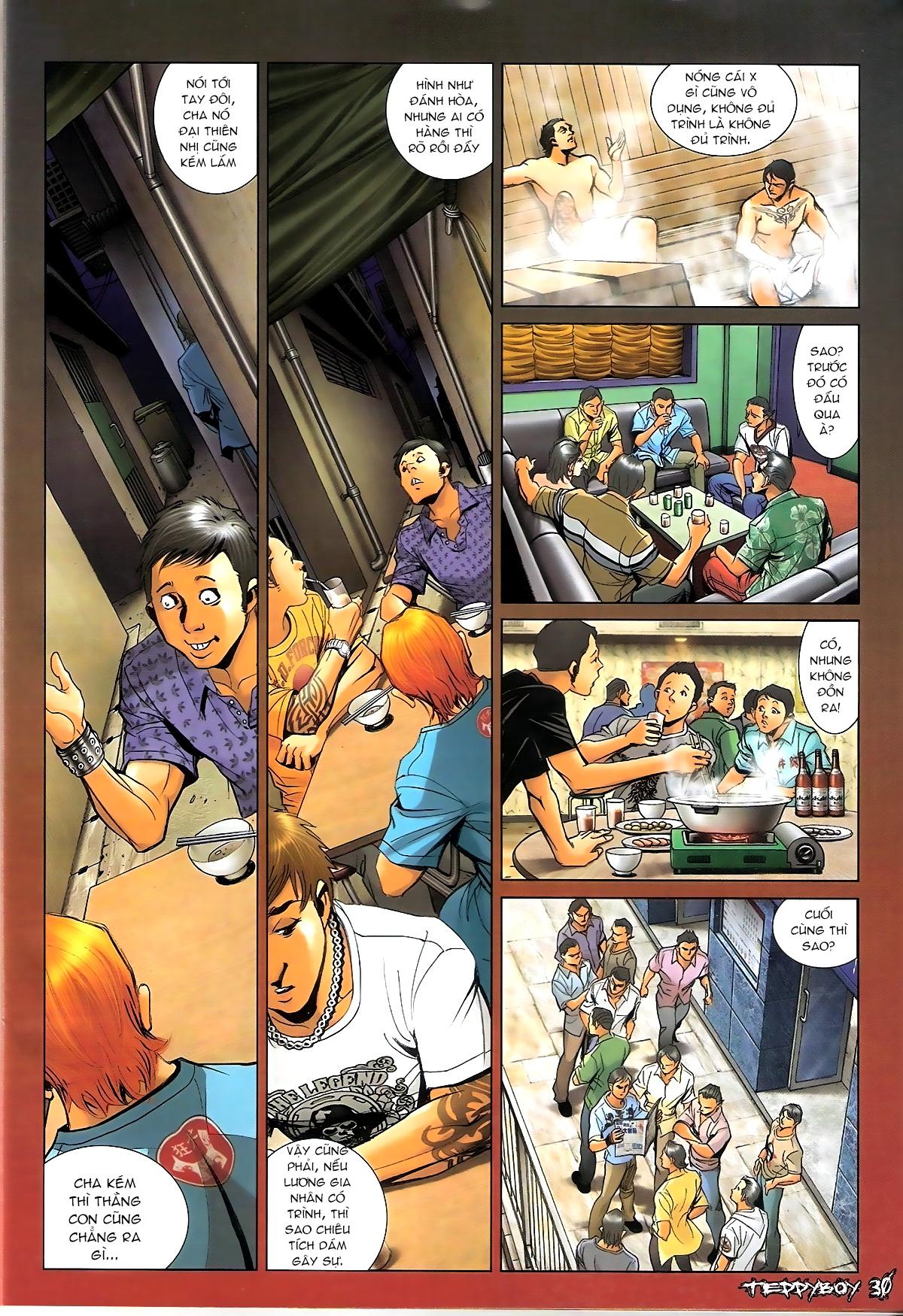 Người Trong Giang Hồ - Chapter 1333: Cao Nhân Tái Hiện - Pic 27