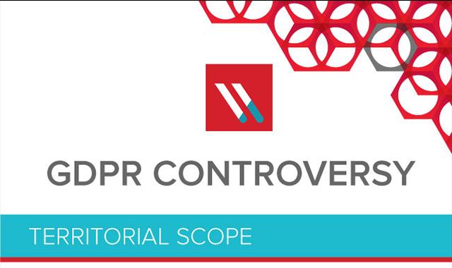 EU GDPR Controversies #infographic