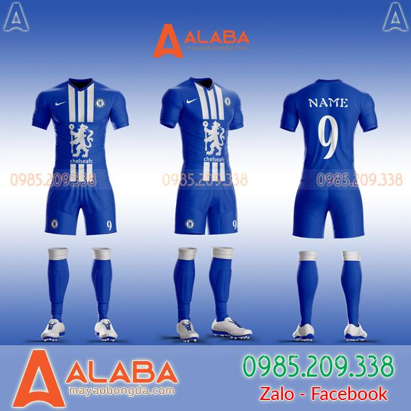 Áo Chelsea tự thiết kế mã ALB CH02 đẹp