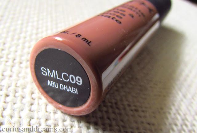 NYX Soft Matte Lip Cream Abu Dhabi review, NYX Soft Matte Lip Cream review