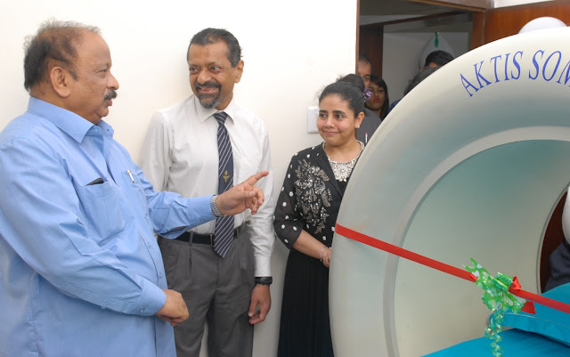 SBF Healthcare Launches SPMF Therapy Centre at ICAM WELLCARE CLINIC