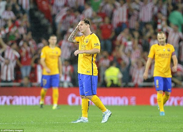 Madridista Tertawakan Kegagalan Barca di Liga Champion