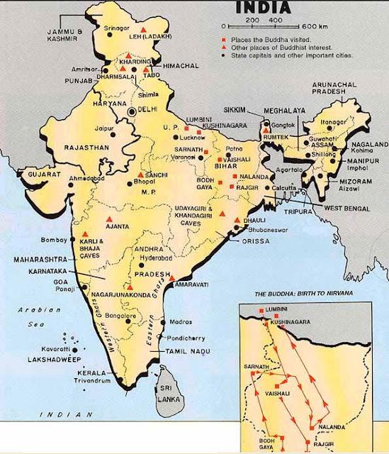 Buddhist Tour Of Orissa