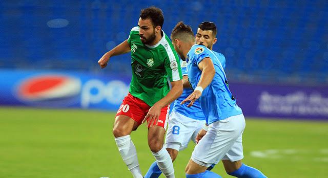 الاتحاد الاردني لكرة القدم يختار حكما اجنبيا لقمة الوحدات والفيصلي