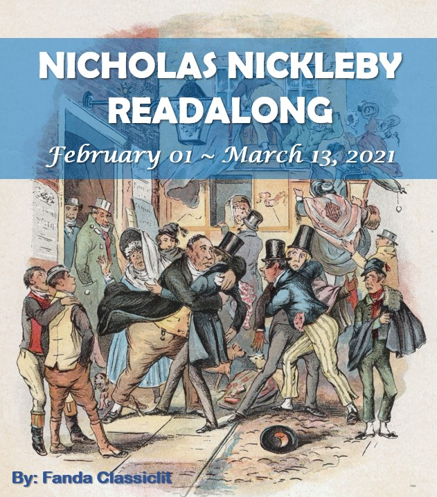 NICHOLAS NICKLEBY READALONG