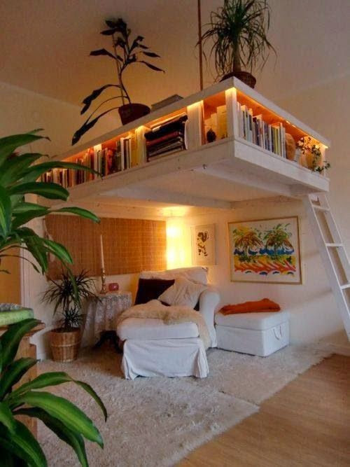 This Life is Fiction: These Bookshelves!