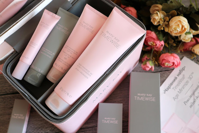 "Mary Kay TimeWise Age Minimize 3D ""Волшебный набор"" c SPF 30"