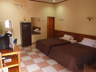 Hotel Penginapan kelas melati tarif murah di Belitung