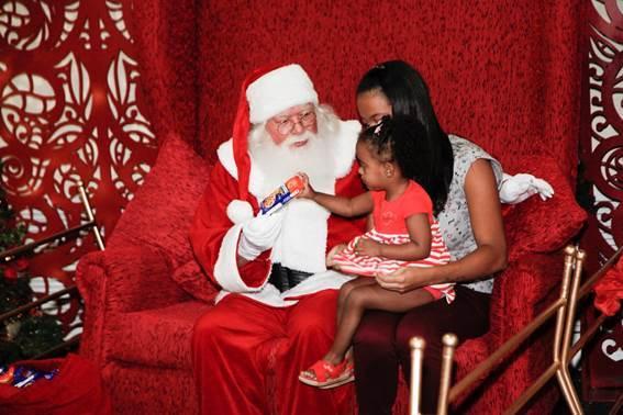 Marilan e Tietê Plaza Shopping promovem ação especial para o Natal