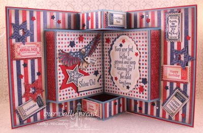 Our Daily Bread Designs, Patriotic Paper Collection