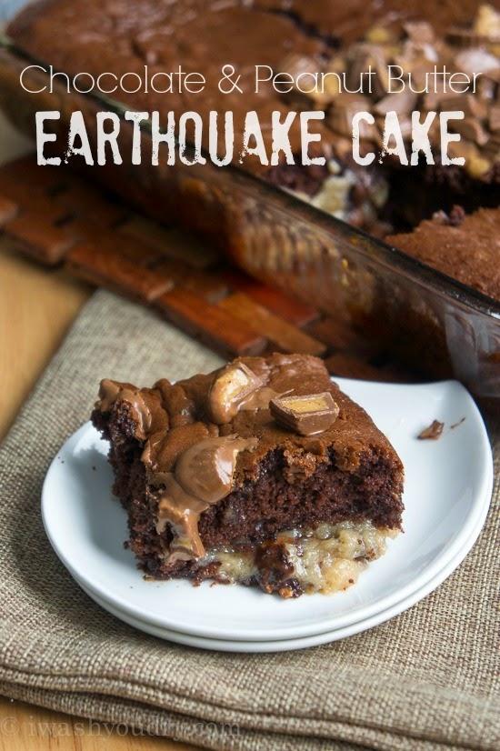 Earthquake Cake Recipe Video