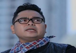 Noval Kurniawan sebagai pemeran sahabat Billy