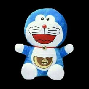 Boneka Doraemon Bussid