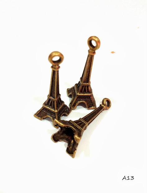 Dream Catchers & Accessories Eiffel Tower Charm