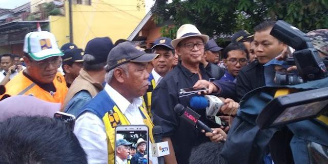 Menteri Basuki Janji Bangun Rumah Untuk Korban Bencana, Eh Anak Buah Ditangkap KPK