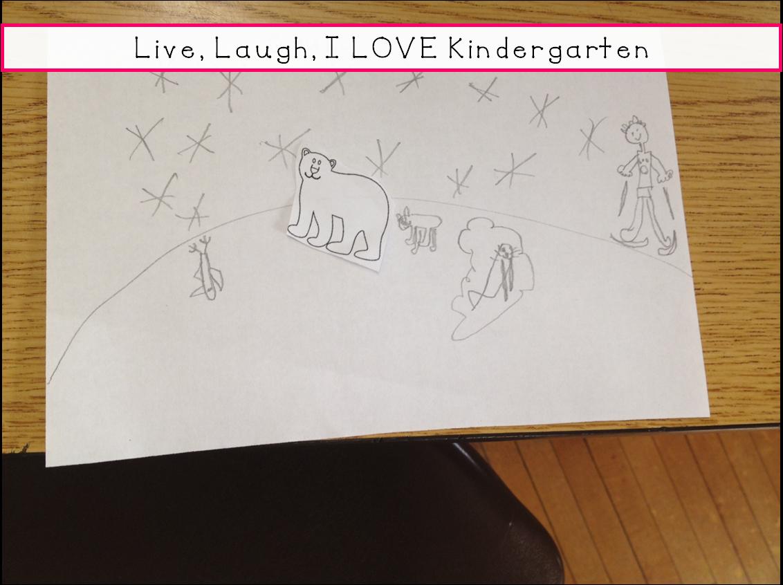 Live Laugh I Love Kindergarten Habitat Activities