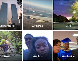 Google Photo Tidak Bisa Mengidentifikasi Gambar Gorilla