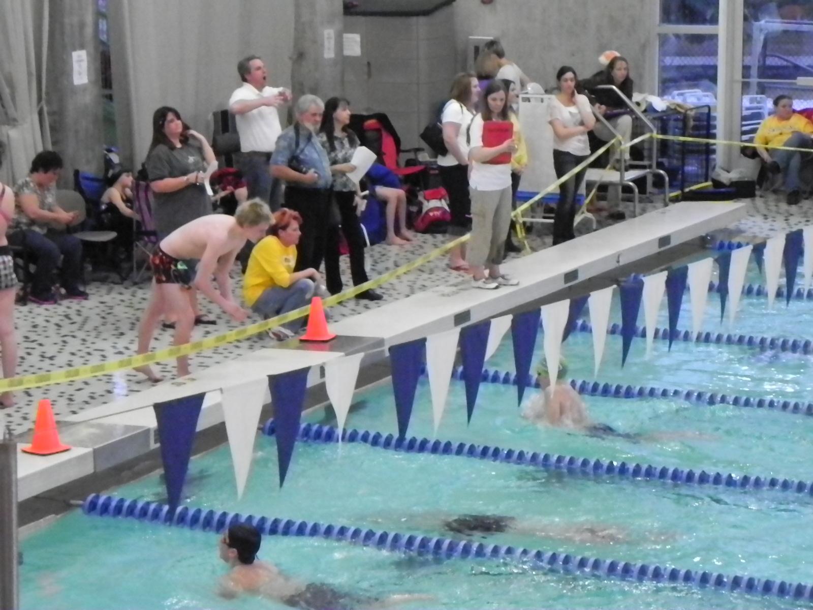 cor classic swim meet 2012