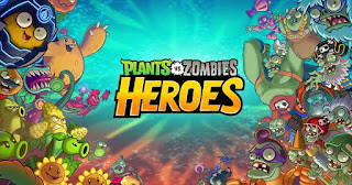 Plants vs. Zombies™ Heroes Mod Unlimited Sun APK