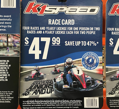 Try K1 Speed Indoor Kart Racing for your need for speed