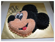 Mickey and minnie  mouse 3D cake!