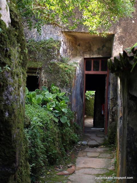 Sintra - Klasztor Kapucynów