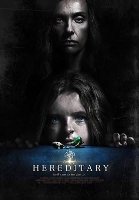 HEREDITARY - Poster película
