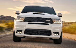 Dodge Durango Colors: white