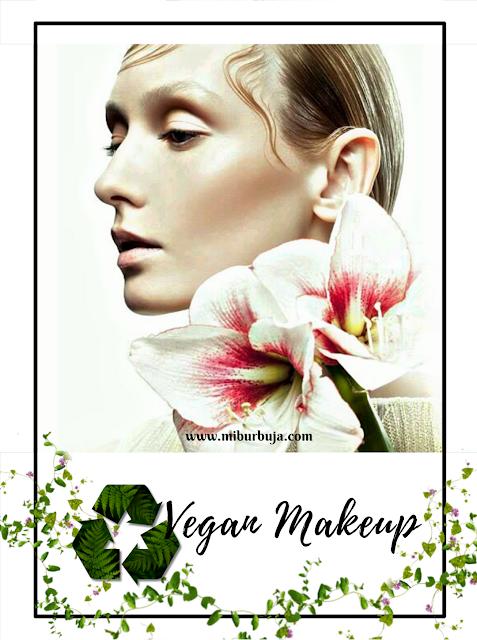 Beneficios del maquillaje vegano