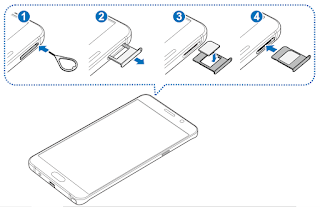 How to Inserting Nano Single SIM Card Mode