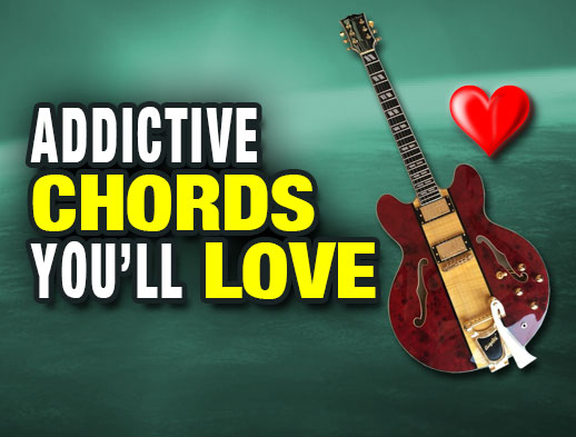 Easy (Addictive) Chords You\'ll Love   Creative Guitar Studio