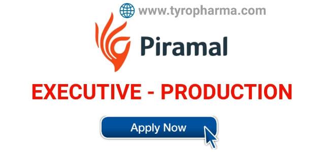 piramal-enterprises-limited-production-executive-job