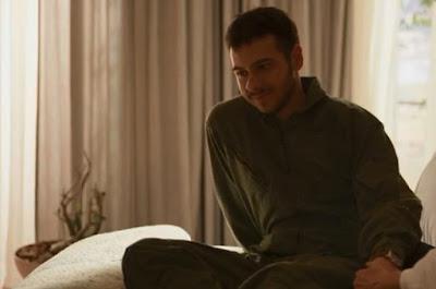 Raul em cena da novela das 21h, Amor de Mâe (Foto: Reprodução)