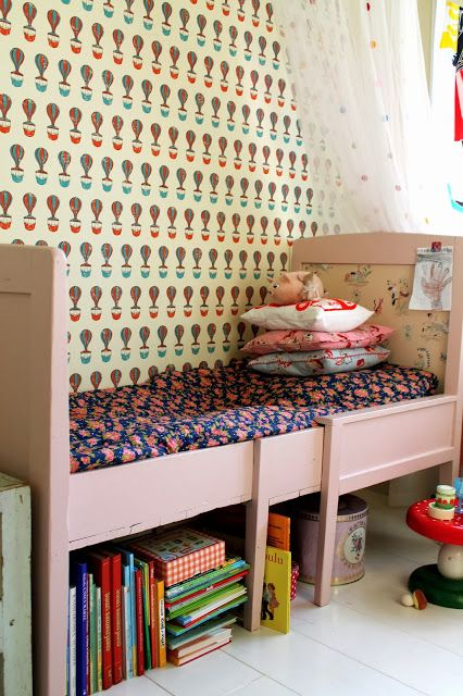 Amazing Wallpaper Ideas for Kids' Rooms- design addict mom