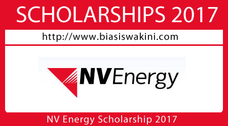 NV Energy Scholarship 2017