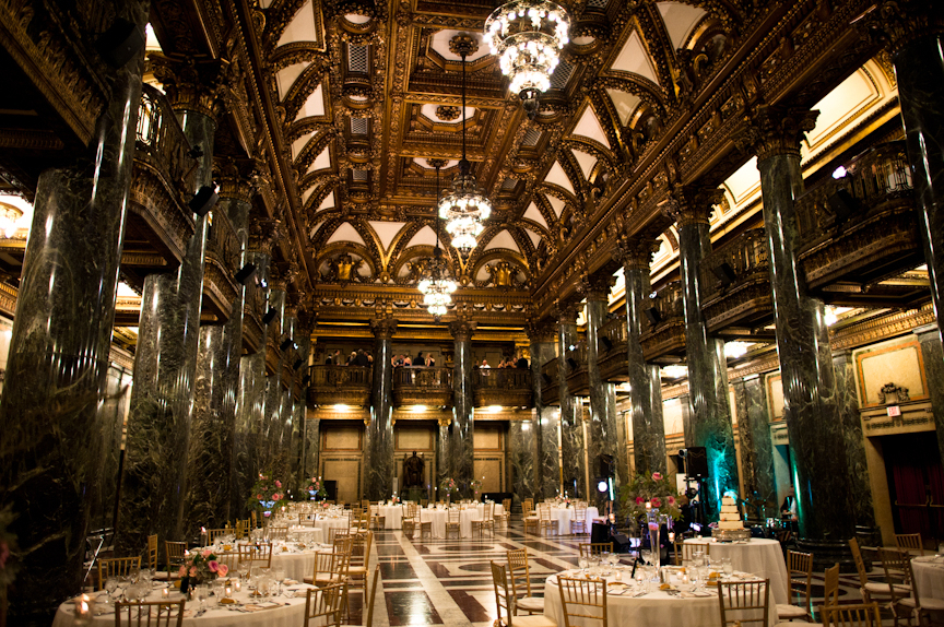 Carnegie Museums of Pittsburgh Wedding Venues