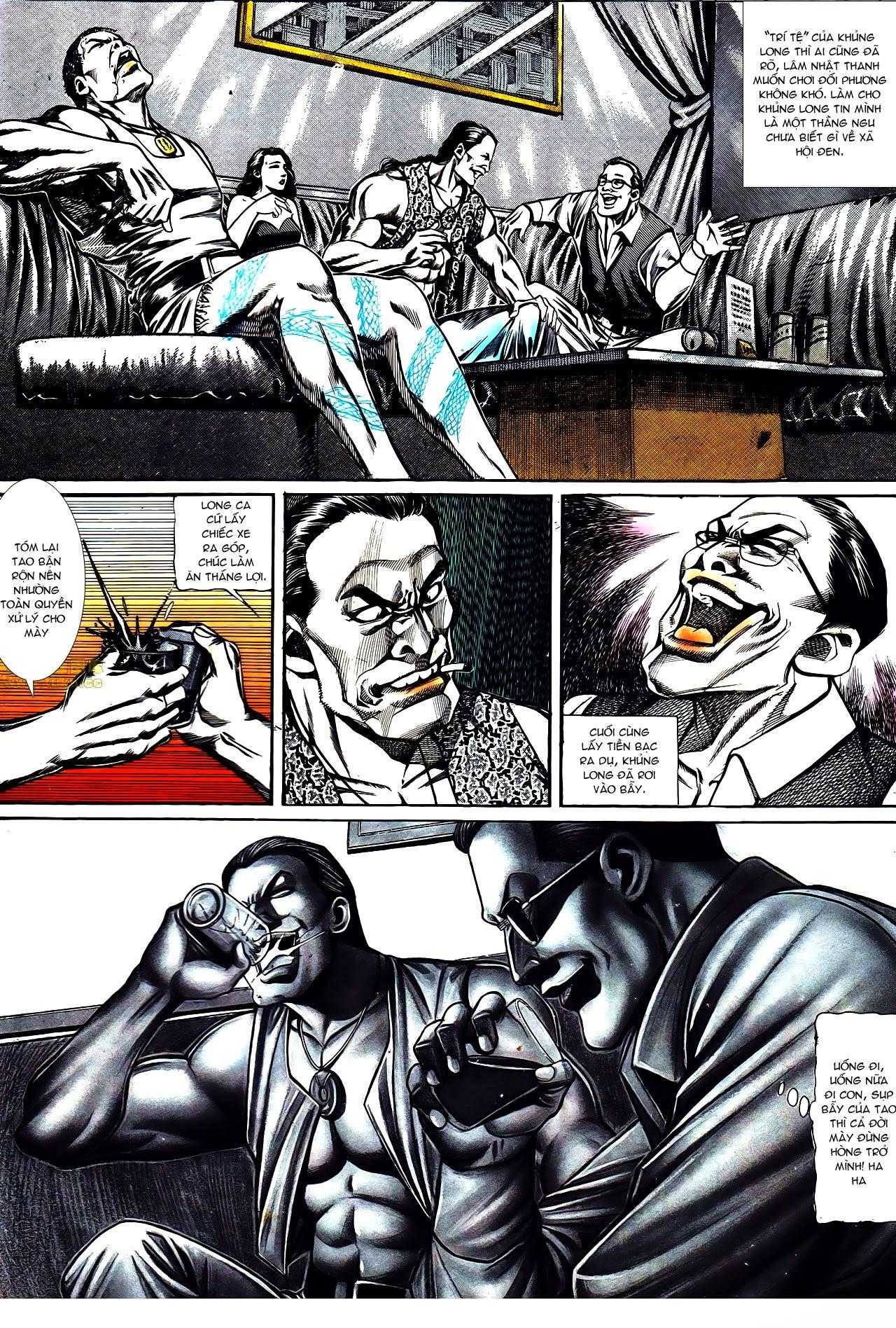 Người Trong Giang Hồ chapter 122: phố dục lạc trang 8