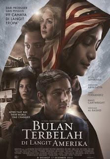 Download Bulan Terbelah di Langit Amerika (2015)