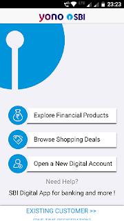 How to open SBI Digital Savings Account using SBI YONO App?