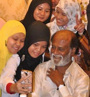 Rajini kanth's Kabali Movie Location Stills