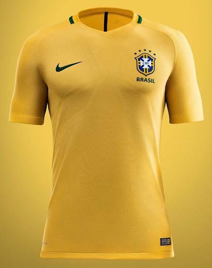 Brazil 2016 Copa America Kit Released - Footy Headlines
