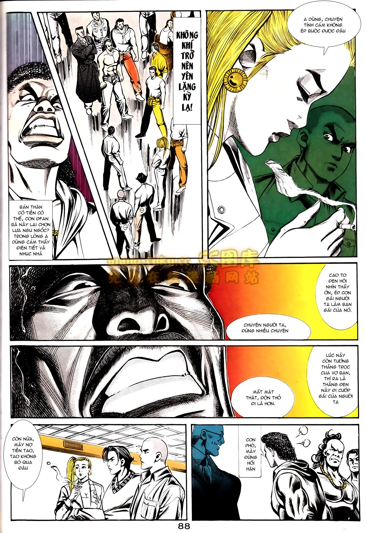Người Trong Giang Hồ chapter 162: cưa đại tẩu trang 12