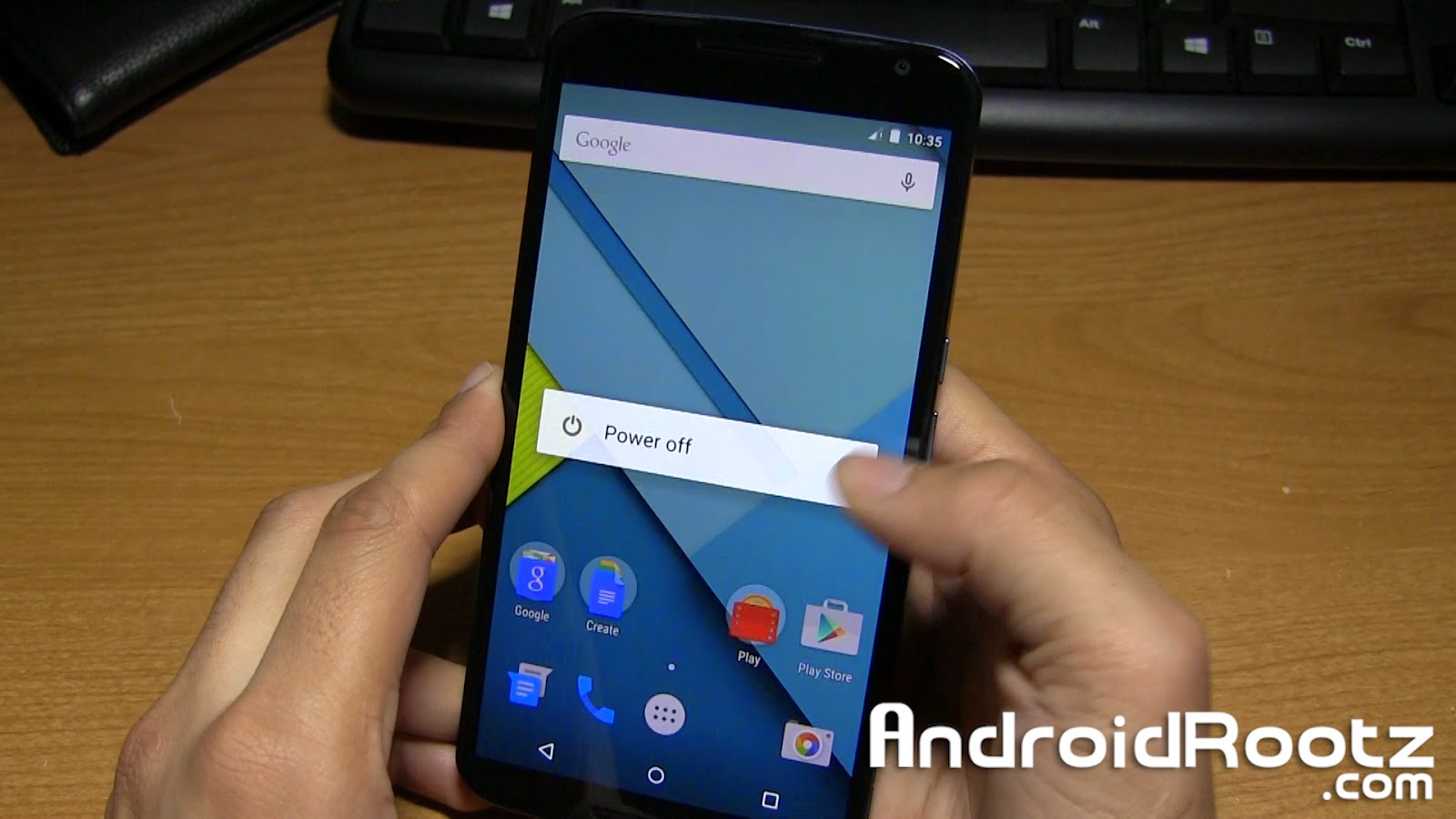 How to Fix Dead Android in Recovery Mode on Nexus 6
