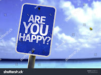 Ask are you happy