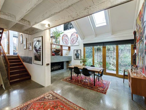 Contemporánea casa familiar en Melbourne Australia 3