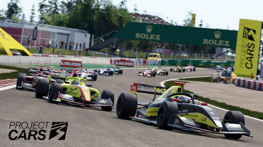 Project CARS 3, Formula 1, Race Track, Racing, 4K, #7.2403