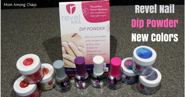 revel nail dip powder new colors, nails, revel