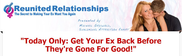 M3 System: Get Your Ex Back - Boyfriend/girlfriend