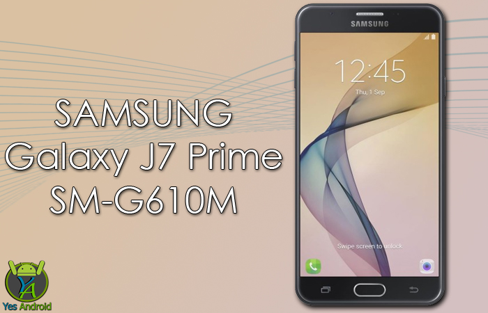 Download G610MUBU1AQA1 | Galaxy J7 Prime SM-G610M