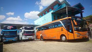 Paket Sewa Bus Wisata Jogja